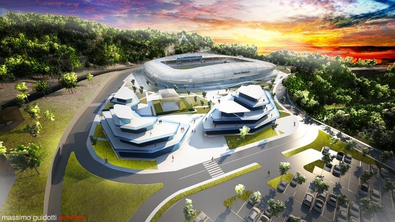 Progettazione impianti sportivi Ascoli Piceno