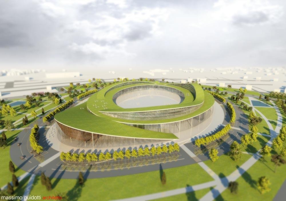 Progetto realizzazione quartiere fieristico