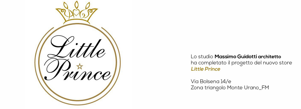 Nuovo store Little Prince