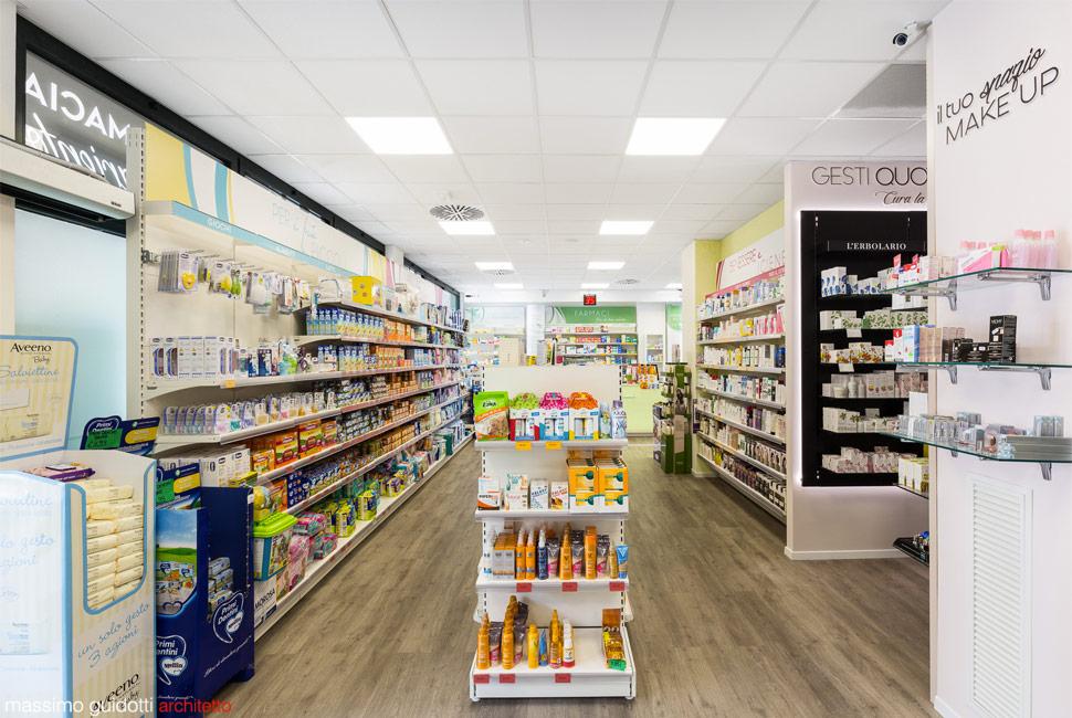 Ristrutturare farmacia bologna