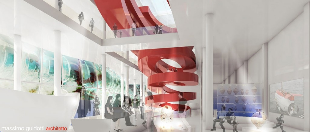 Progetto nuovo museo delle Antichità - Atene
