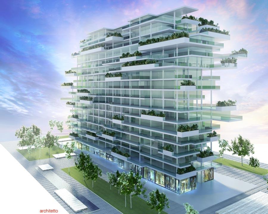 Realizzazione Landmark residenziale Brescia