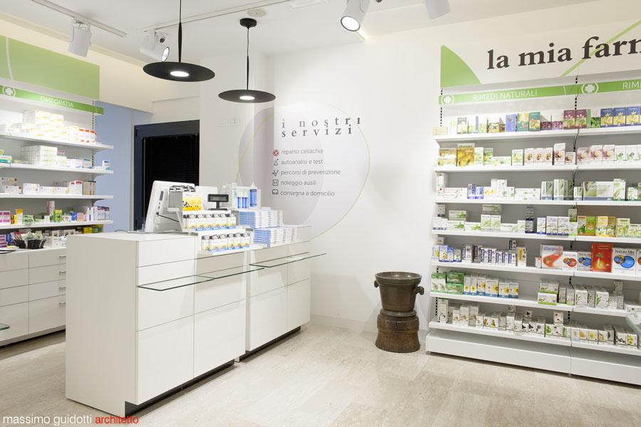 Ristrutturare Farmacia Tivoli