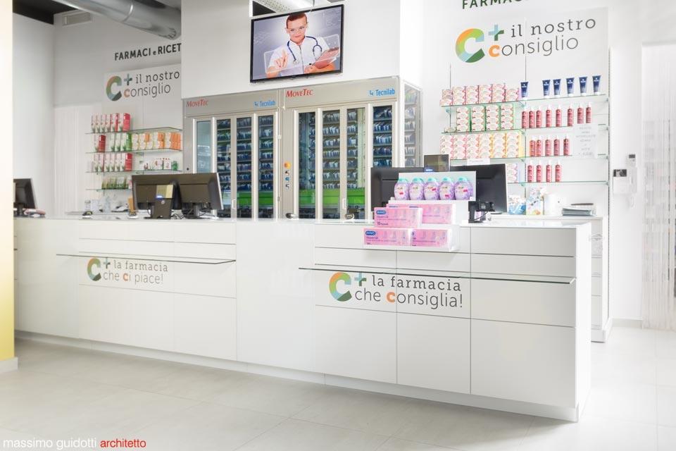 Ristrutturare farmacia battipaglia