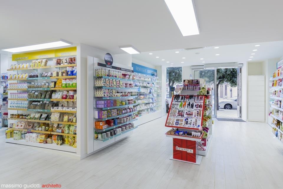 Ristrutturazione farmacie Taranto