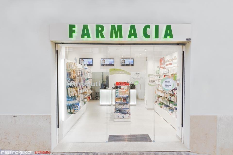 Ristrutturazione farmacia Roma