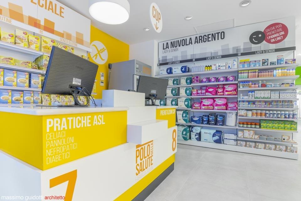 Ristrutturare farmacia perugia