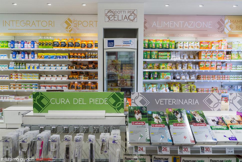 ristrutturazione farmacia lecce
